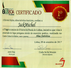certificado II festival lisboa 2017