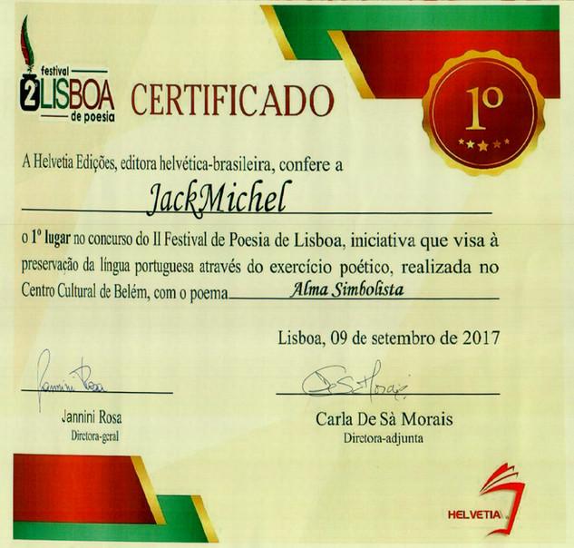 1º Lugar - 2017