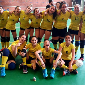 Under 13 al torneo Pianezza volley Carpe Diem