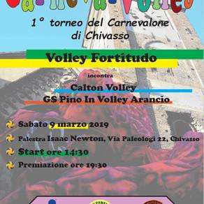 CarnevalVolley 1° Trofeo del Carnevalone