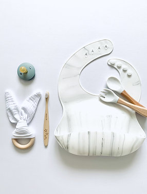 Marble Weaning Gift Set