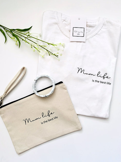 Mum Life Is The Best Life Gift Set