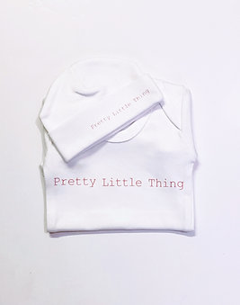 Pretty Little Thing Bodysuit Set