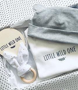 Little Wild One Gift Set