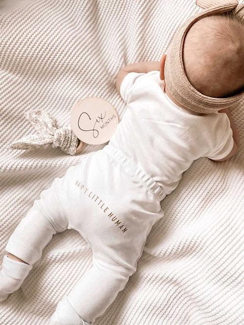 Happy Little Human Leggings