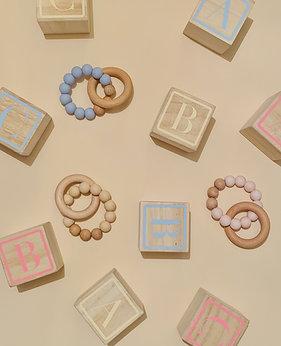 Pastel Blocks (set of 3)