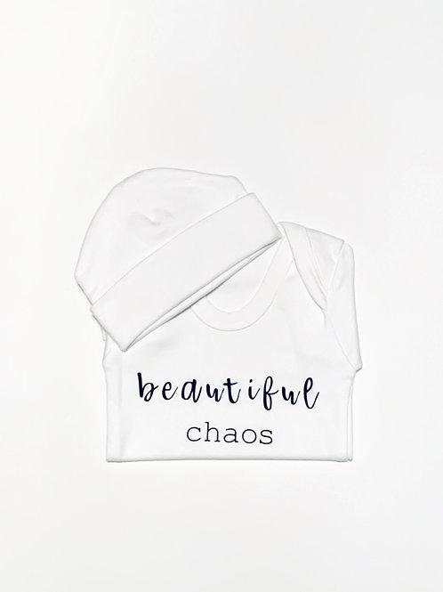 Beautiful Chaos Bodysuit Set