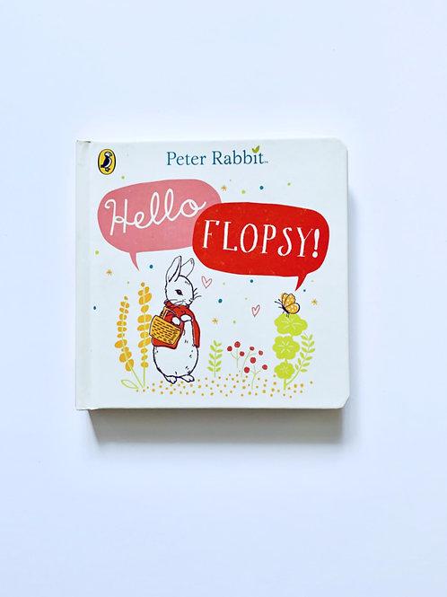 'Hello Flopsy' Peter Rabbit Book
