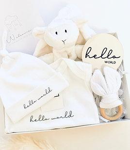 Hello World Gift Set