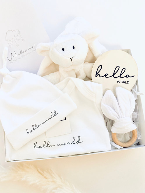 Hello World Gift Set
