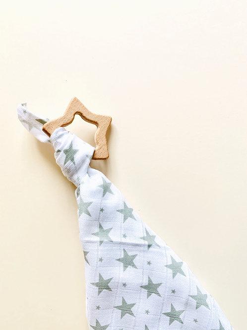 Star Muslin Comforter