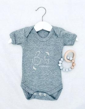 Personalised Baby Bodysuit