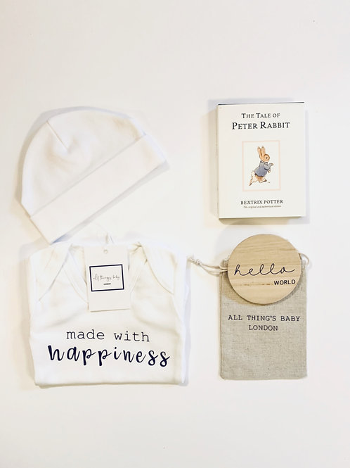 Made with Happiness Gift Set