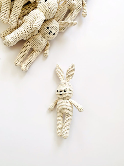 Off White Hello Bunny