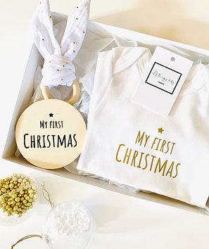 Gold Christmas Gift Set