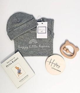 Happy Little Human Gift Set