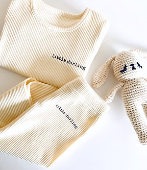 Apricot Little Darling Loungewear