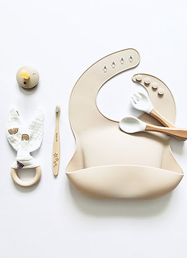 Oatmeal Weaning Gift Set
