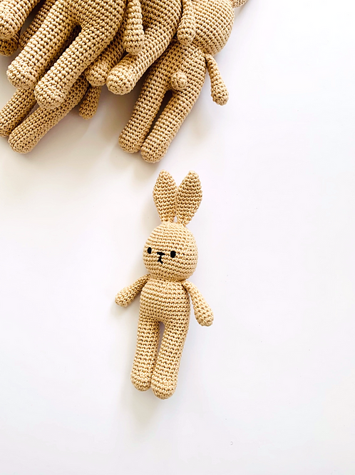 Tanned Bunny Toy
