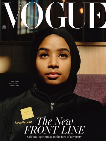 Vogue July Cover 2020