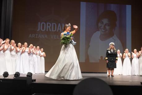 Aquatennial Princess Ariana Velishek
