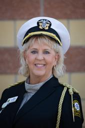 Aquatennial Captain Judy Holmquist