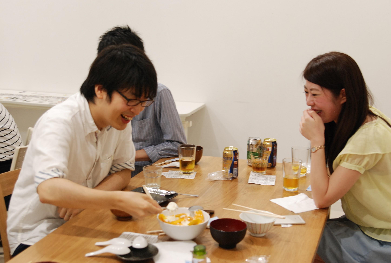 そしてデザートは杏仁豆腐(カルディ)