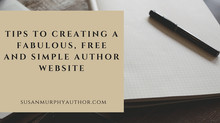 Creating Fabulous, Free Author Websites