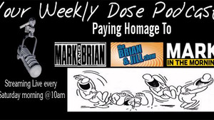 THE EVIL I'VE SEEN filmmakers are featured guests on the YOUR WEEKLY DOSE podcast