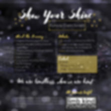Resize of Show Your Shine Flyer.jpeg