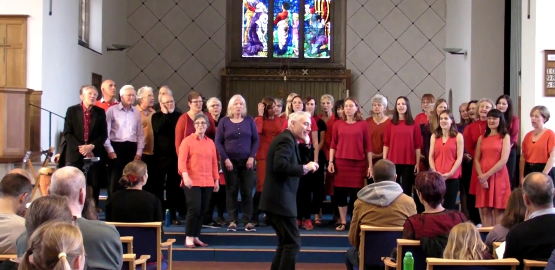 Video recordings of Spring 2019 concert