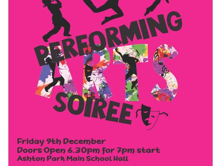 Performing Arts Soiree at Ashton Park