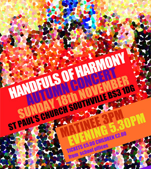 Our autumn concert is fast approaching