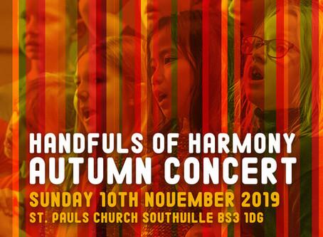 Autumn concerts - 10th November