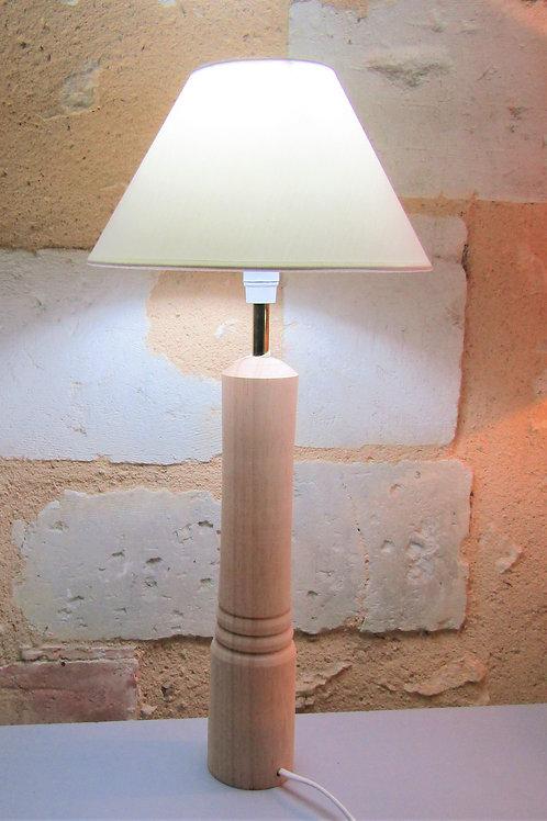 LAMPE BOUGIE - PM ABAT JOUR EVASE