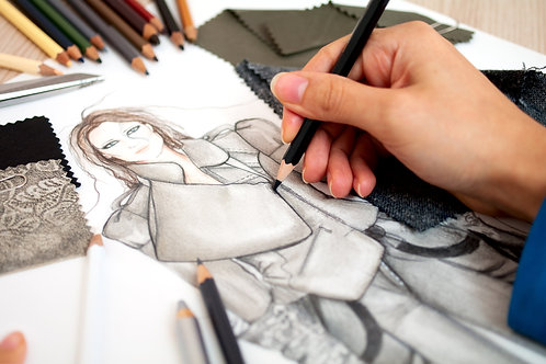 Fashion Drawing Extra Class   Open Date