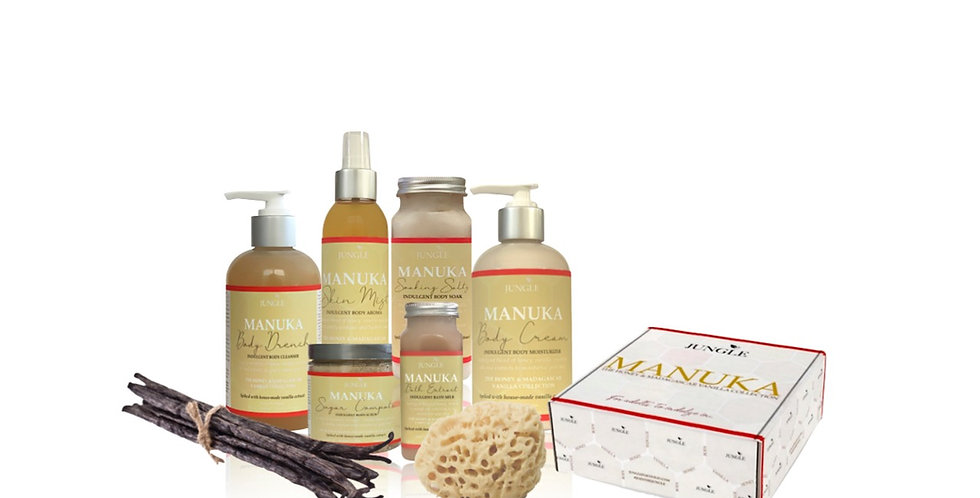 MANUKA COMPLETE BODY COLLECTION