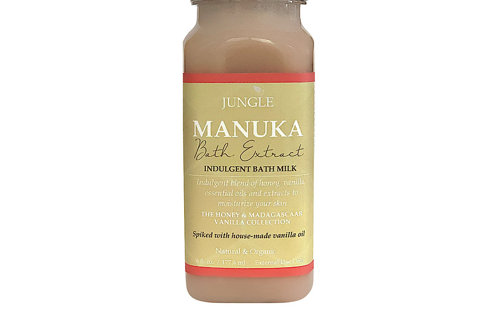 MANUKA BATH EXTRACT - Indulgent Bath Milk