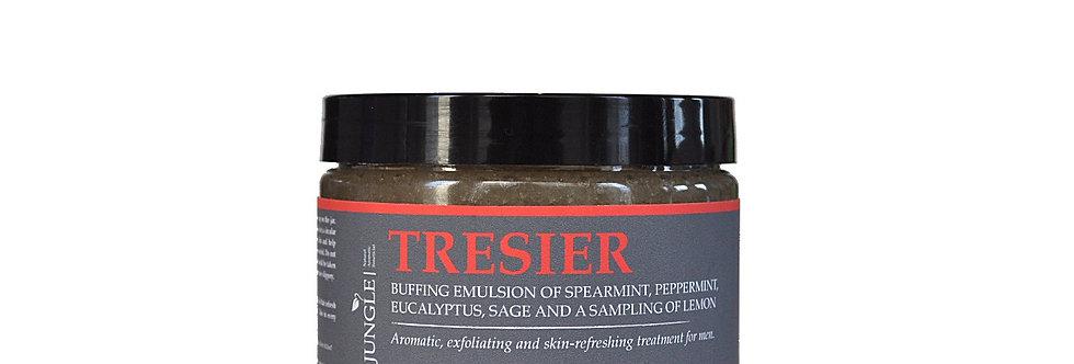 Tresier - Buffing Emulsion of Spearmint, Peppermint, Eucalyptus, Sage and lemon
