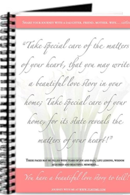 A Beautiful Love Story Journal