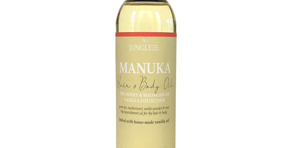 MANUKA HONEY DEW - Herbal Scalp & Skin Oil