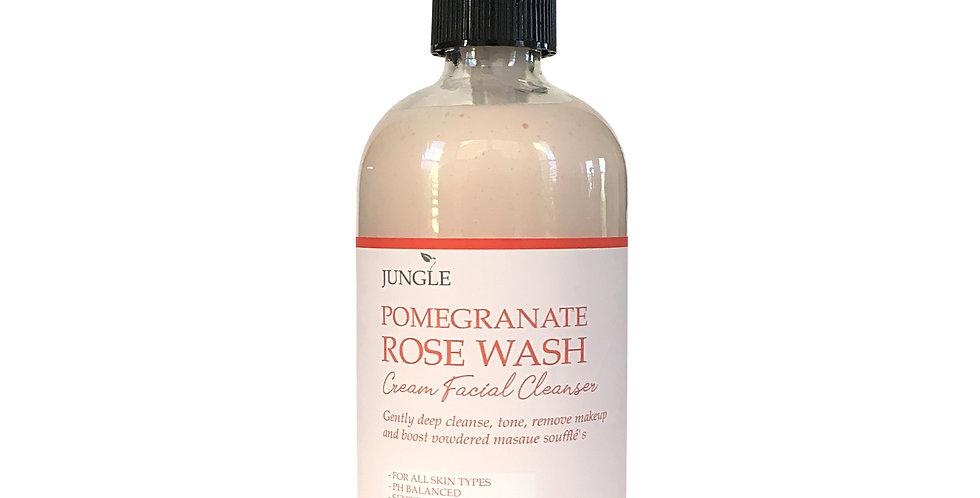 POMEGRANATE ROSE WASH