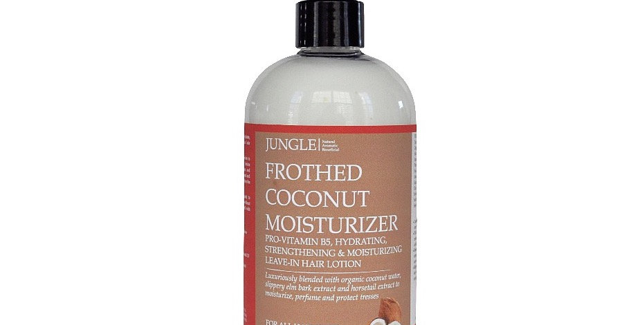FROTHED COCONUT MOISTURIZER - Hair Lotion