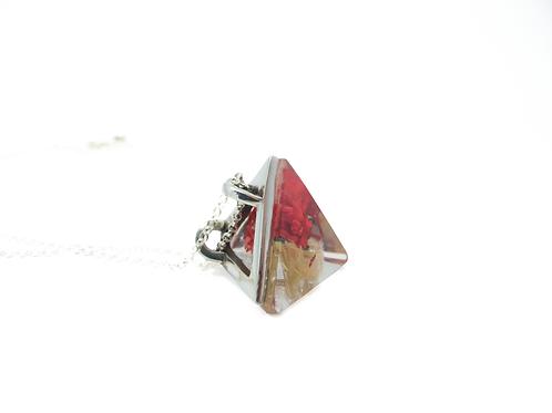 Amuleto Tet Quartzo Rutilado