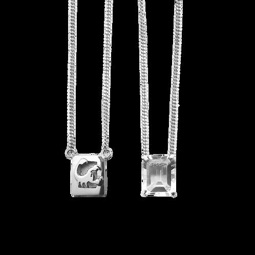 Escorpianos Focadíssimos - Quartzo Cristal