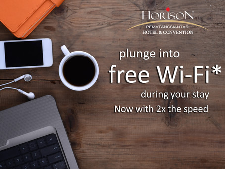 Wi-Fi New Extra Speed