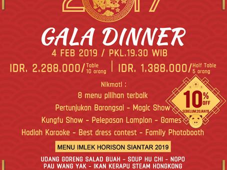 CNY 2019 Gala Dinner