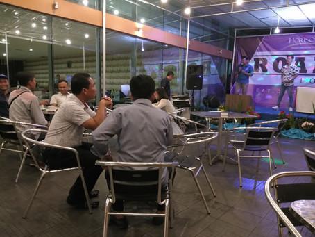 Roadside Lounge - New Hangout place