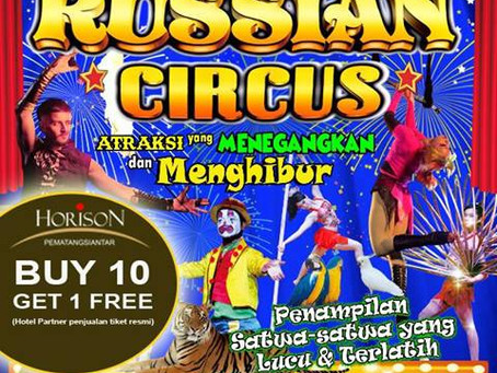 Circus is in Town