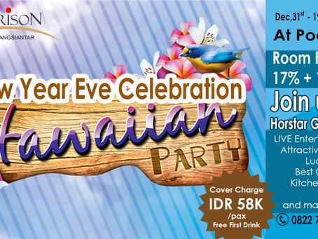 New Year's Eve at Hotel Horison Siantar
